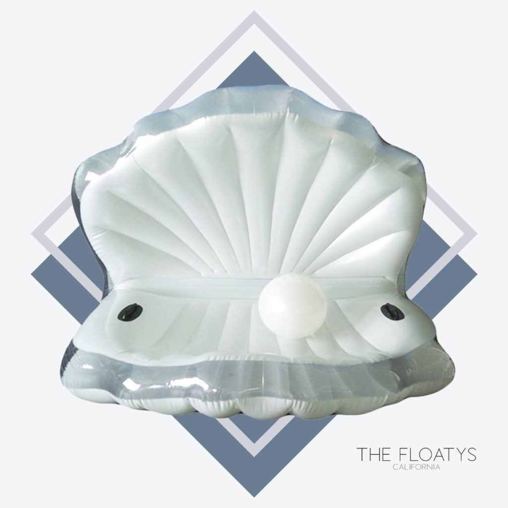 Seashell floats 26