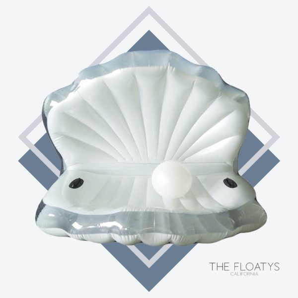 Giant Pearly Clamshell Float 1