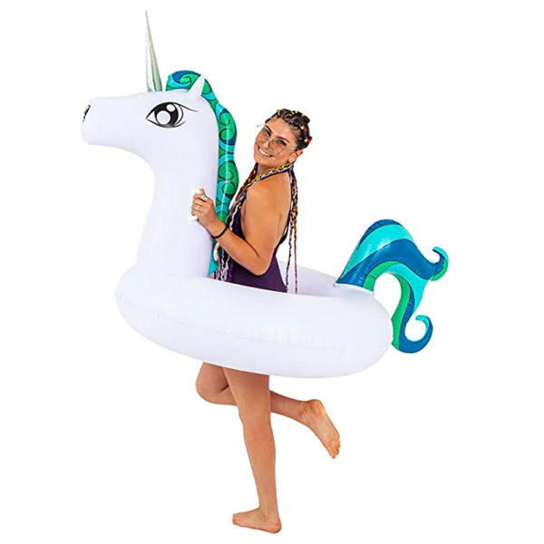 Ocean Unicorn Ring Float 2
