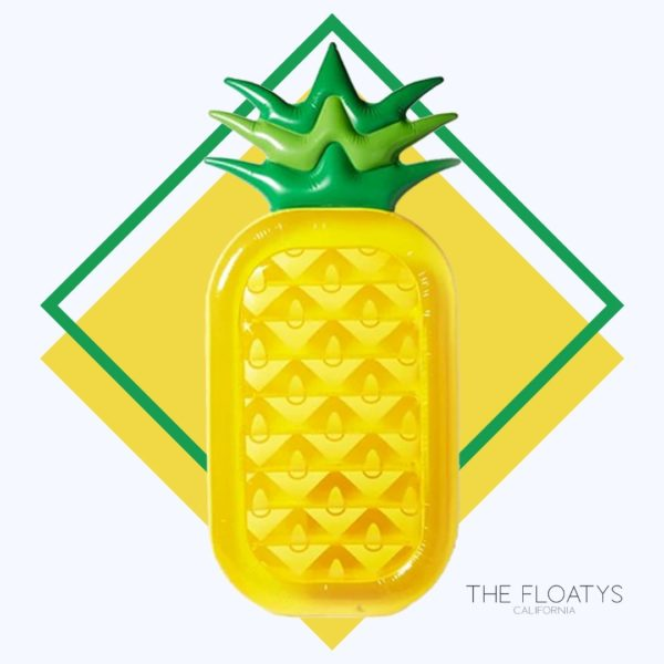 Pineapple Float Lounger 1