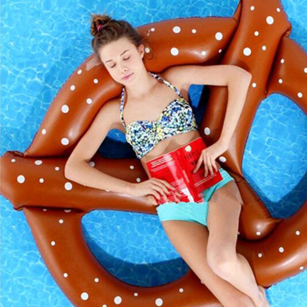 Pretzel Pool Float 2