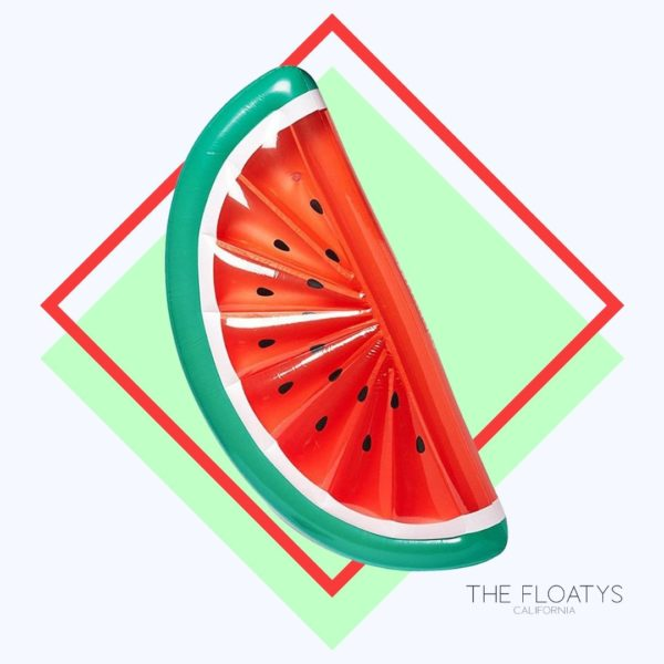 Giant Watermelon Float Lounger 1