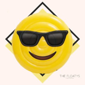 Emoji Pool Floats 4