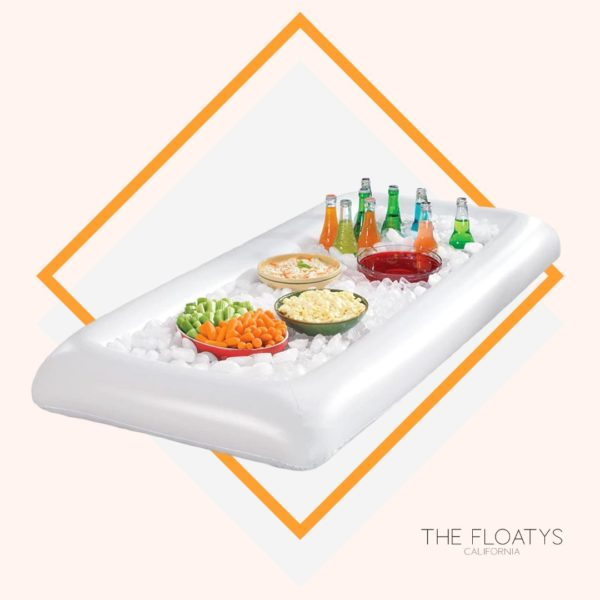 Giant Inflatable Salad and Drink Bar Cooler 1
