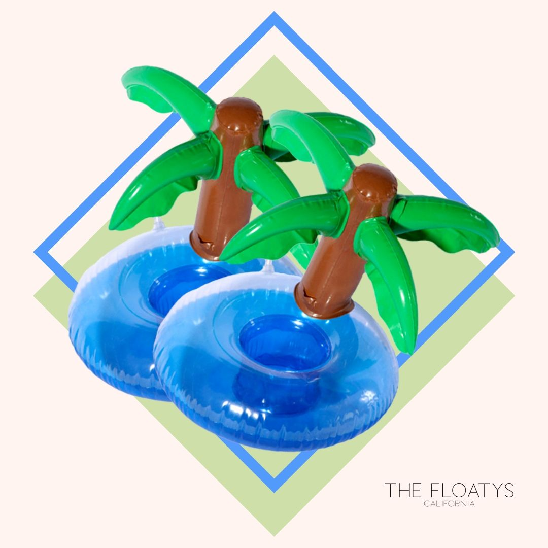 Seashell floats 12