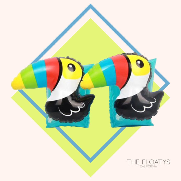 Kids Toucan Arm Floaties 1