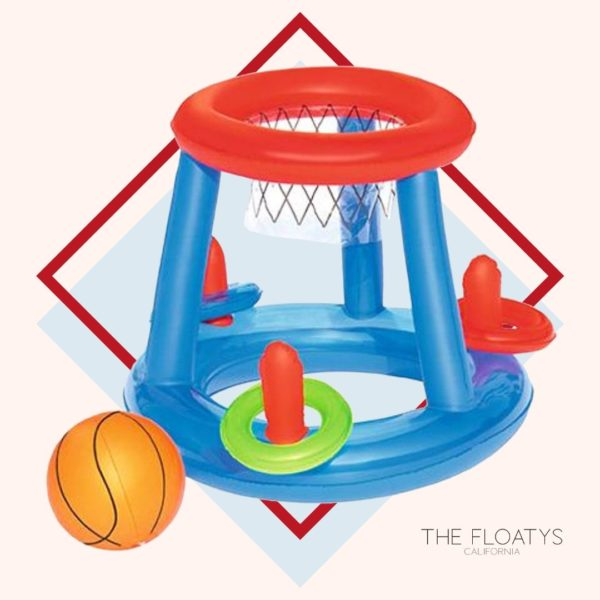 Inflatable Basketball Set 1