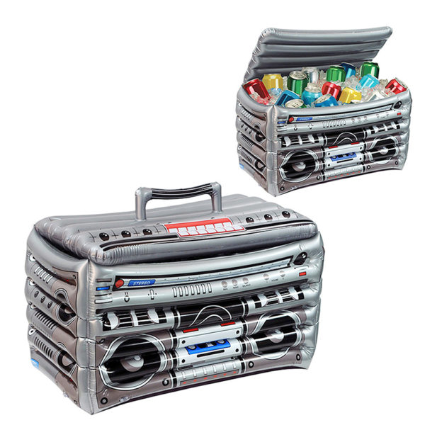 Big Inflatable Boom Box Drink Cooler 2