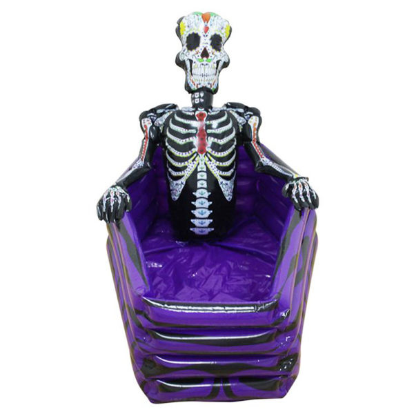 Big Inflatable Skeleton Drink Cooler 2