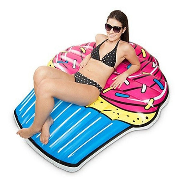 Giant Cupcake Float Lounger 2