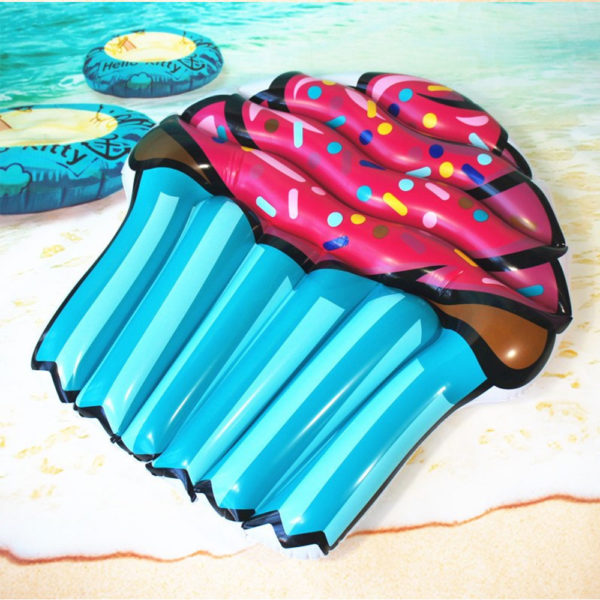 Giant Cupcake Float Lounger 1