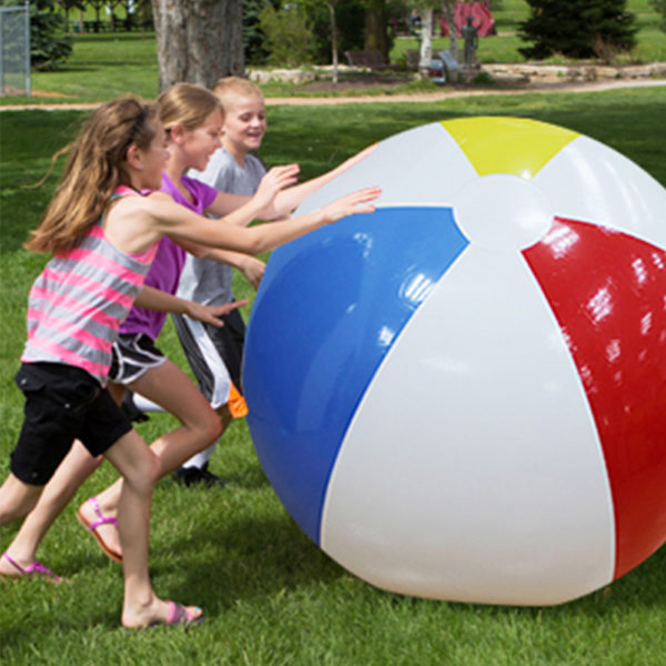 Giant Inflatable Beach Ball 2