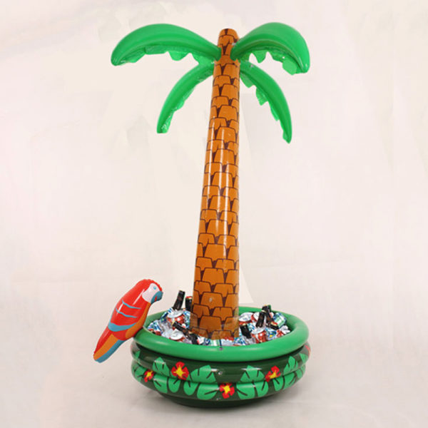 Giant Inflatable Palm Tree Ice Bucket Cooler 2