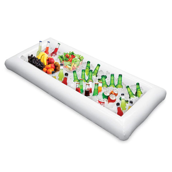 Giant Inflatable Salad and Drink Bar Cooler 2