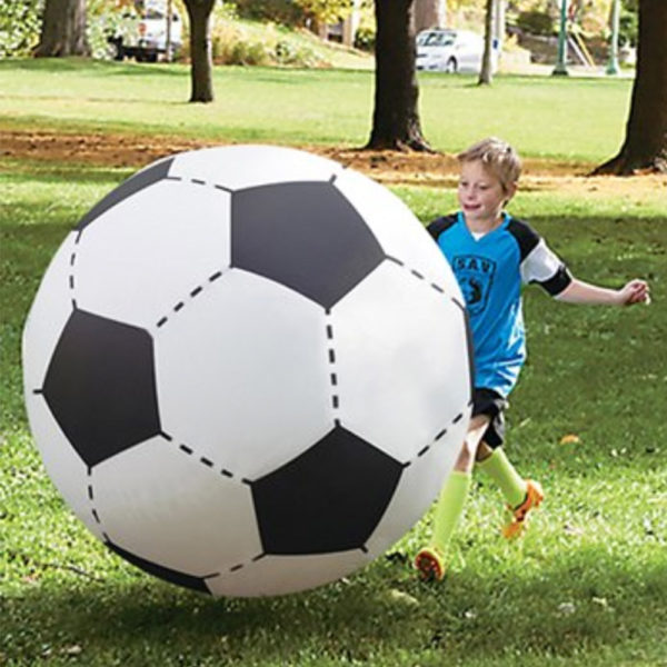 Giant Inflatable Soccer Ball 1