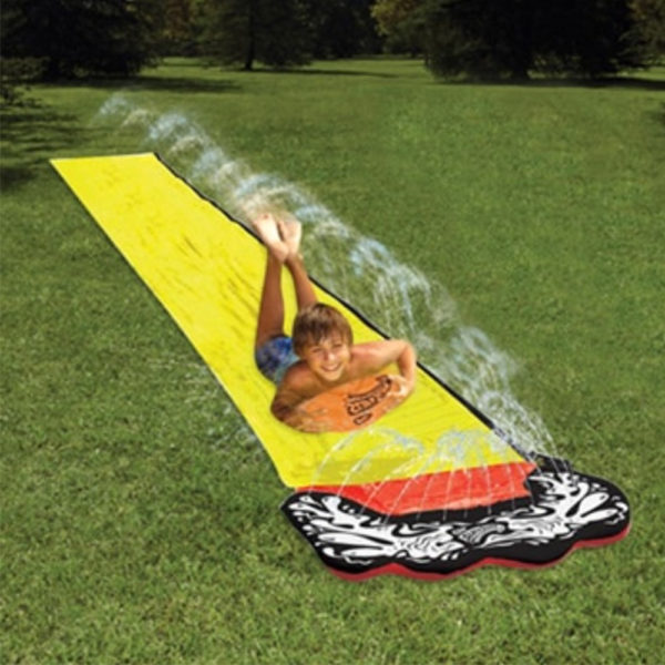 Giant Single Water Slide 1