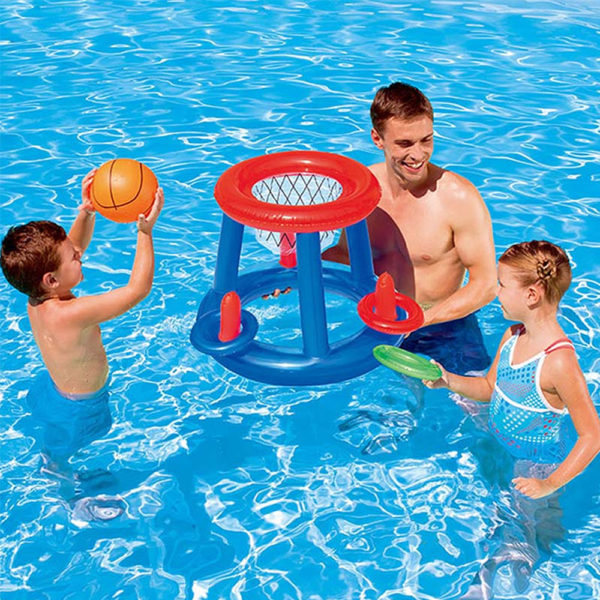 Inflatable Basketball Set 2