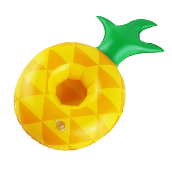 Inflatable Pineapple Drink Holders (2-Pack) 2