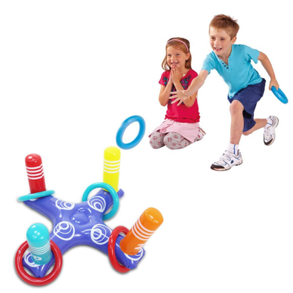 Inflatable Ring Toss Float 2