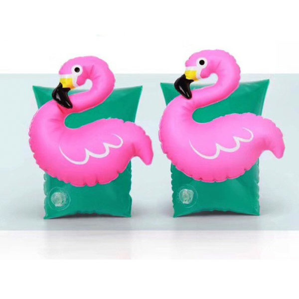 Kids Flamingo Arm Floaties 2