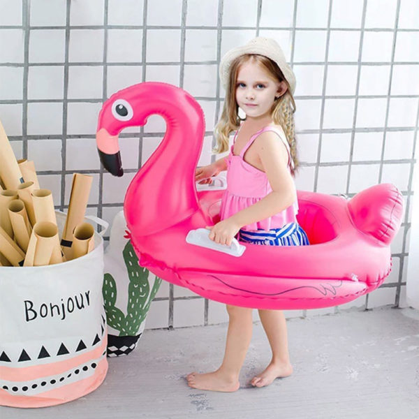 Kids Flamingo Float 2