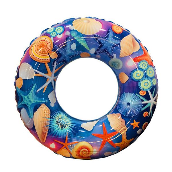 Kids Ocean Print Ring Float 2