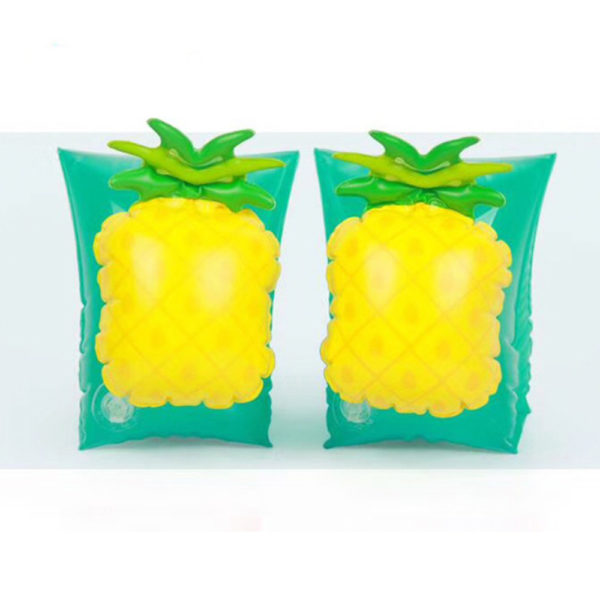 Kids Pineapple Arm Floaties 2