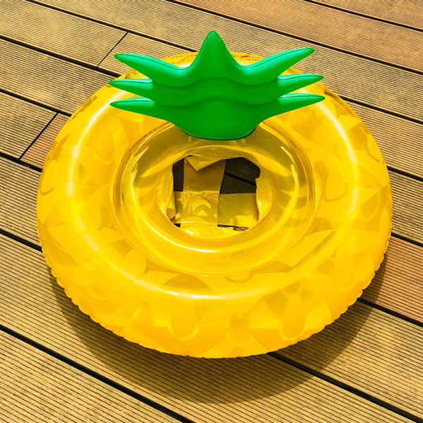 Kids Pineapple Float 2