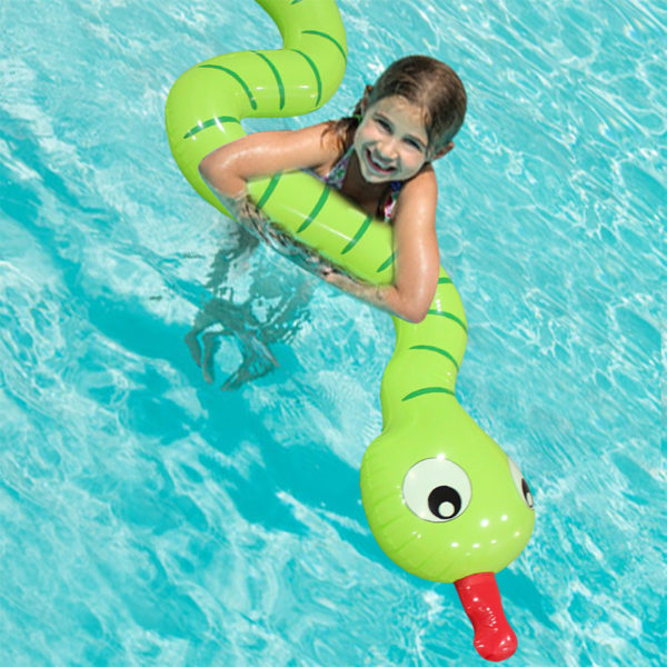 Kids Snake Inflatable Pool Float Noodle 2