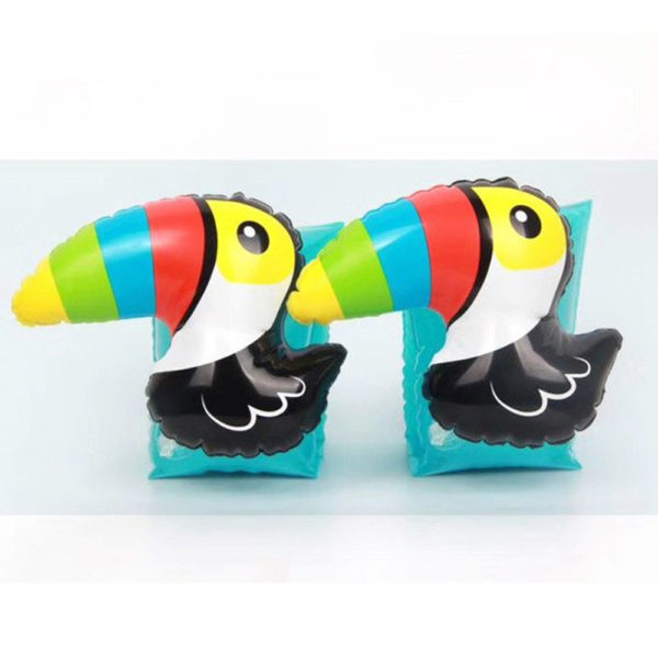 Kids Toucan Arm Floaties 2