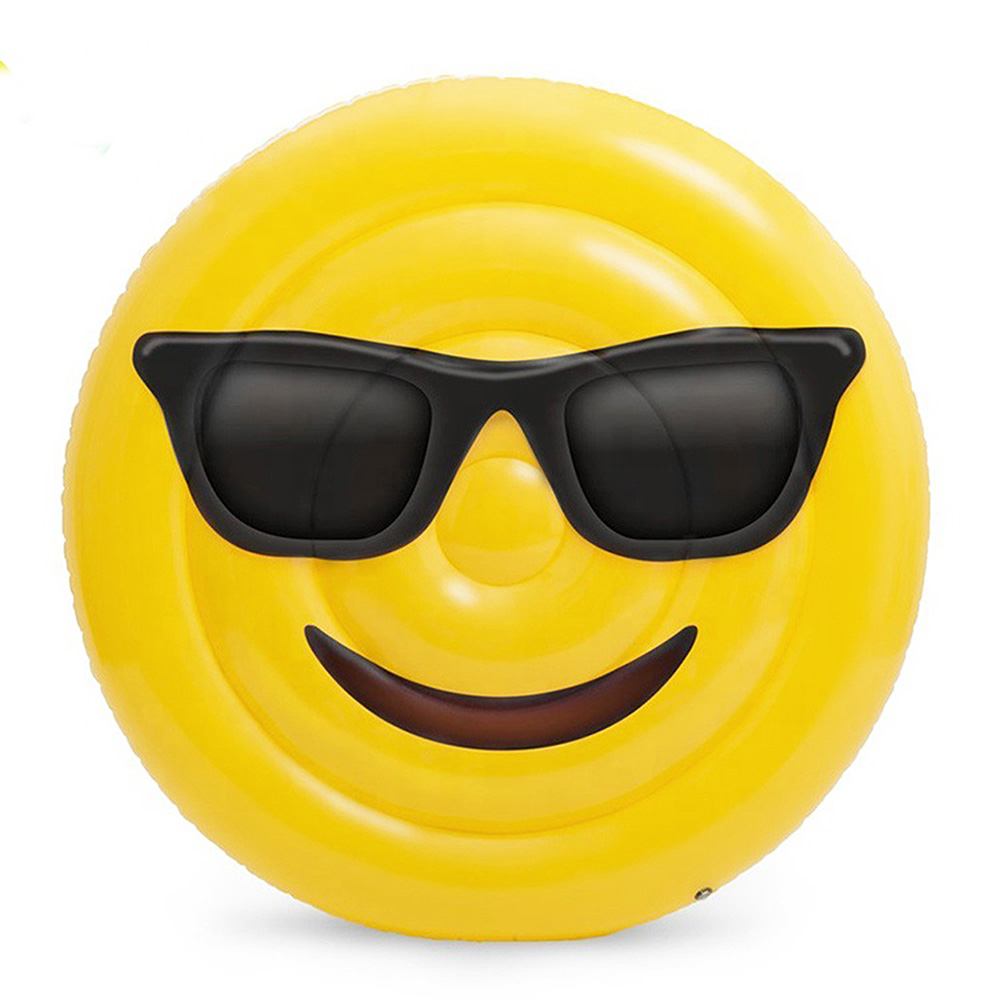 Emoji Pool Floats 16