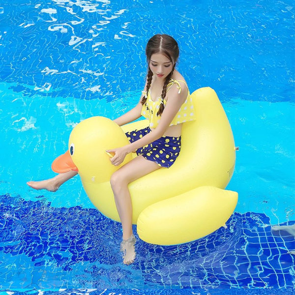 Yellow Duck Float 2
