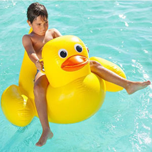 Rubber Duck Floaties 1
