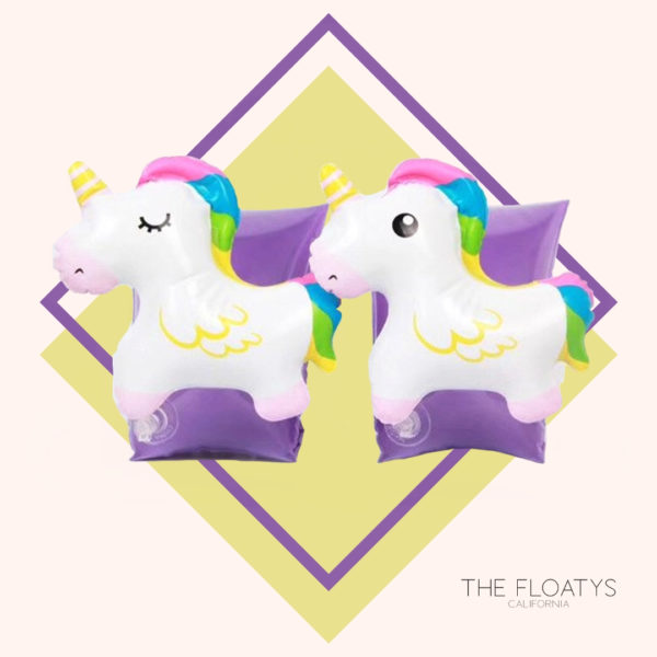 Kids Unicorn Arm Floaties 1
