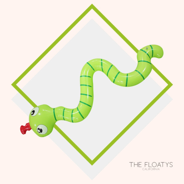 Kids Snake Inflatable Pool Float Noodle 1