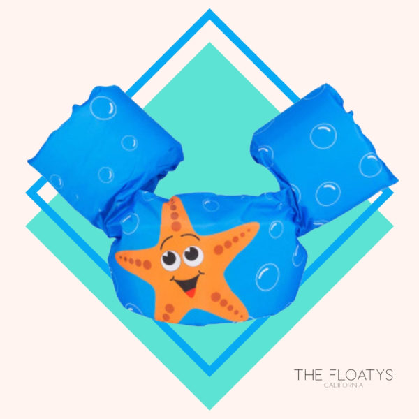 Puddle Jumper (Blue Starfish) 1