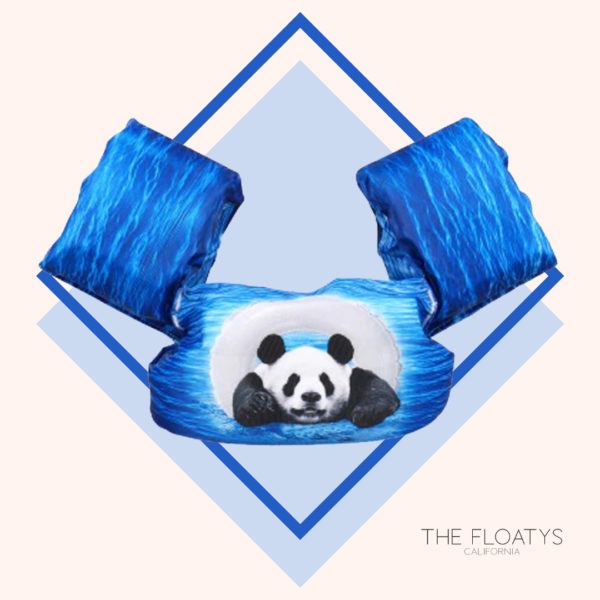 Puddle Jumper (Blue Panda) 1