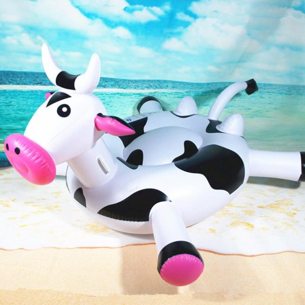 Cow Pool Float 2