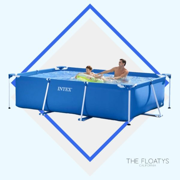 Intex Big Blue Above Ground Pool 1