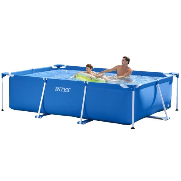 Intex Big Blue Above Ground Pool 2