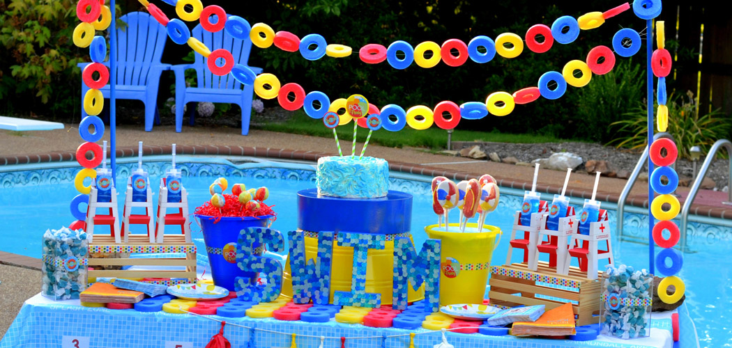 The Parents' Guide to a Splashing Good Pool Party 1