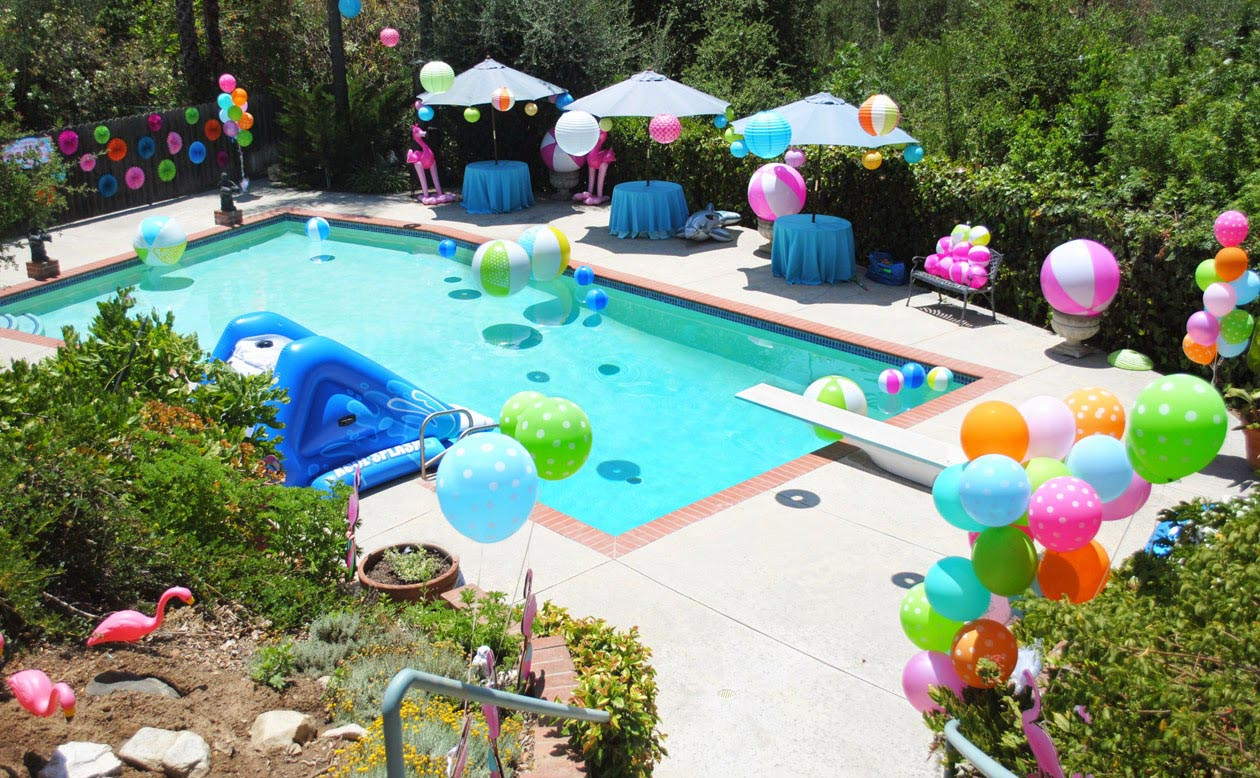 The Parents' Guide to a Splashing Good Pool Party 3