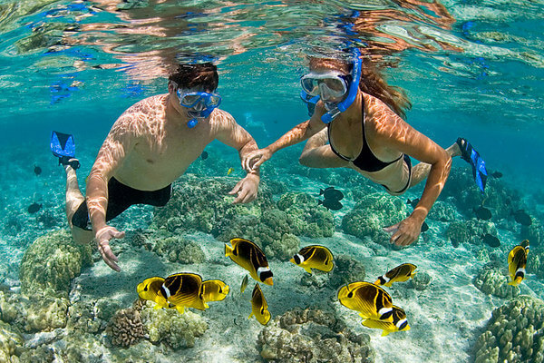 The Ten Most Beautiful Snorkel Sites in the World 2