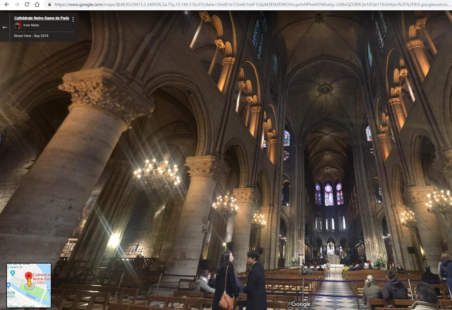 Can You Really Visit Notre-Dame Cathedral Before It's Reopened? 1