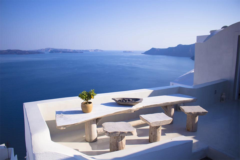 Float to Olympus with these Greek Island Hotels 8