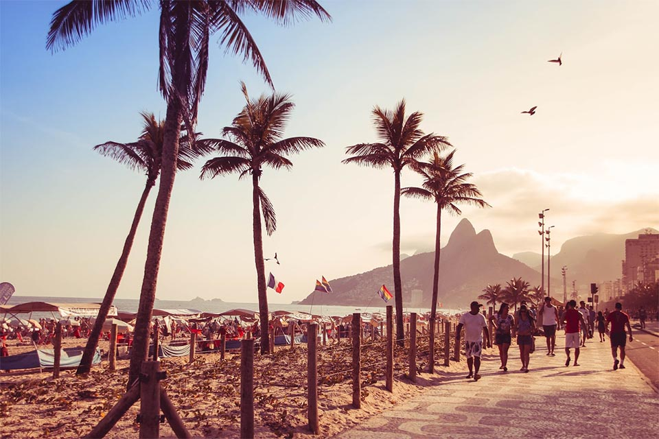 The Most Beautiful Beaches to Float the Day Away in Brazil 1