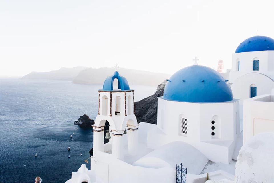 Float to Olympus with these Greek Island Hotels 1