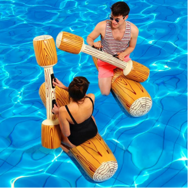 Joust Pool Float Game 2